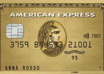 Carta di Credito Oro American Express